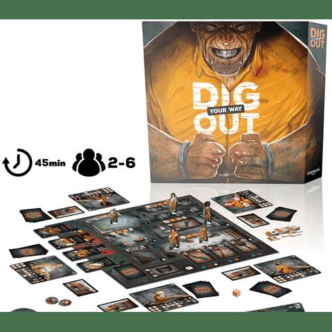 Preventa - Dig Your Way Out - Español