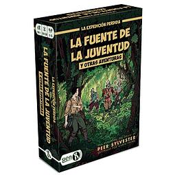La Expedición Perdida: La Fuente de la Juventud - Español
