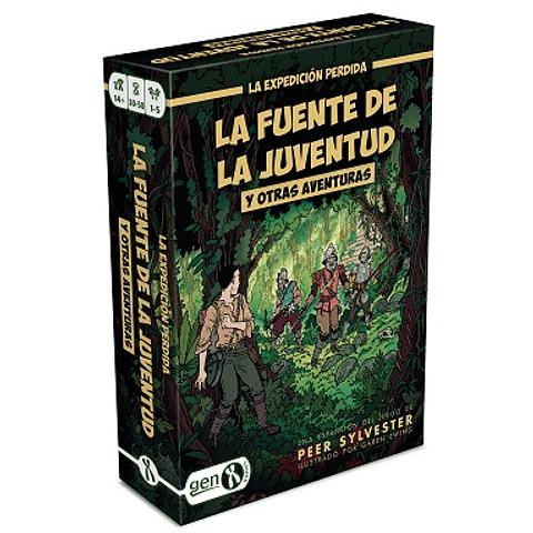 Preventa - La Expedición Perdida: La Fuente de la Juventud - Español