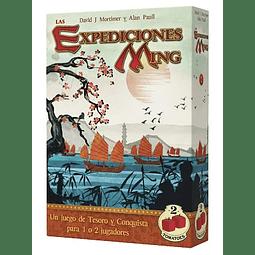 Preventa - Las Expediciones Ming - Español