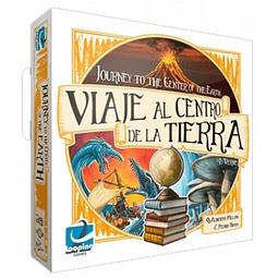 Preventa - Viaje al Centro de la Tierra - Español