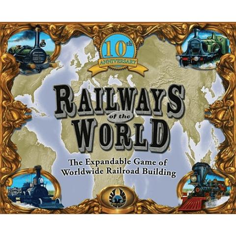 Preventa - Railways of the World (10th Anniversary Edition) - Ingles