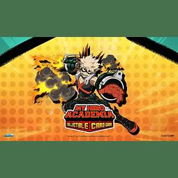 Preventa - My Hero Academia Collectible Card Game - Katsuki Bakugo - Playmat