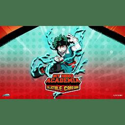 Preventa - My Hero Academia Collectible Card Game - Izuku Midoriya - Playmat