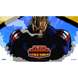 Preventa - My Hero Academia Collectible Card Game - All Might - Playmat