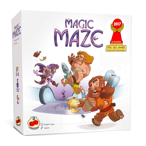 Magic Maze - Español