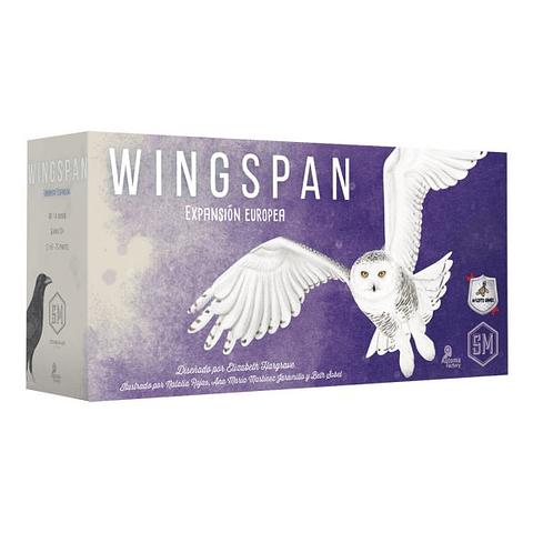 Wingspan - Expansión Europea - Español