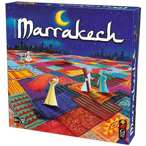 Marrakech - Español
