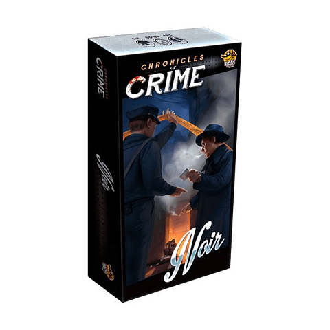 Crónicas del Crimen - Expansión Noir - Español