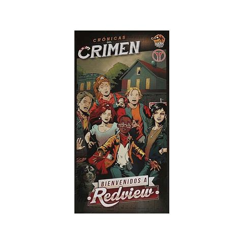 Crónicas del Crimen - Expansión Bienvenidos a Redview