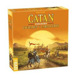Catan - Ciudades y Caballeros - Español