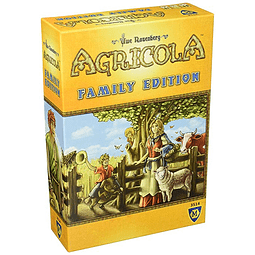 Agricola - Family Edition - Ingles