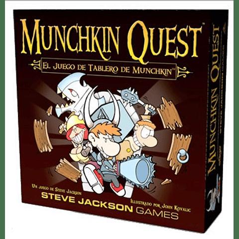 Munchkin Quest - Español