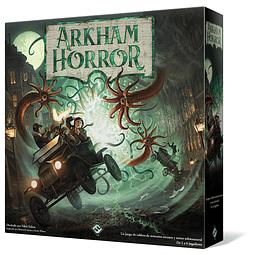 Arkham Horror 3ra Edición - Español