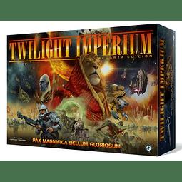 Twilight Imperium 4ta Edición - Español