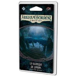 Arkham Horror LCG - Expansión La Guarida de Dagón / La Conspiración de Innsmouth