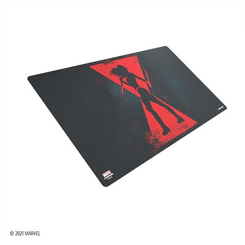 Marvel Champions Game Mat – Black Widow