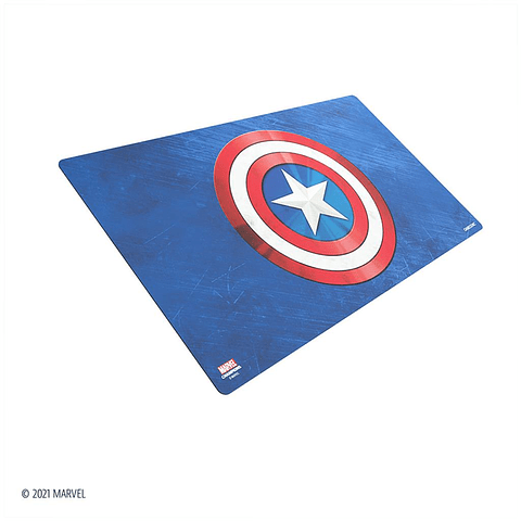 Preventa - Marvel Champions Game Mat – Capitán América