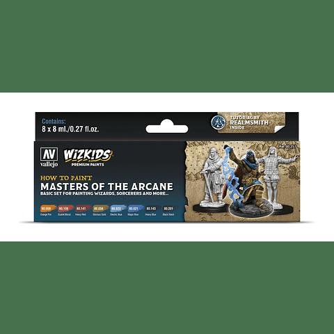 Wizkids Premium Set – Masters of the Arcane