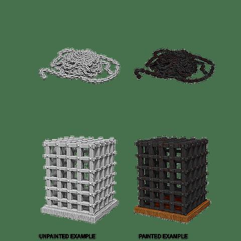 WizKids Deep Cuts: Cage & Chains