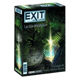 Exit: La Isla Olvidada - Español