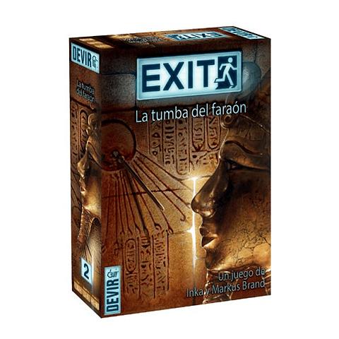 Exit: La Tumba del Faraon - Español