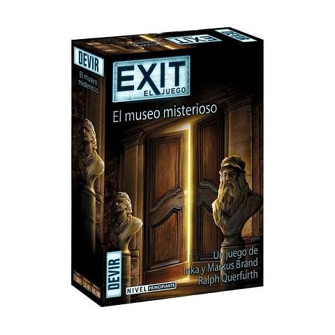 Exit: El Museo Misterioso - Español