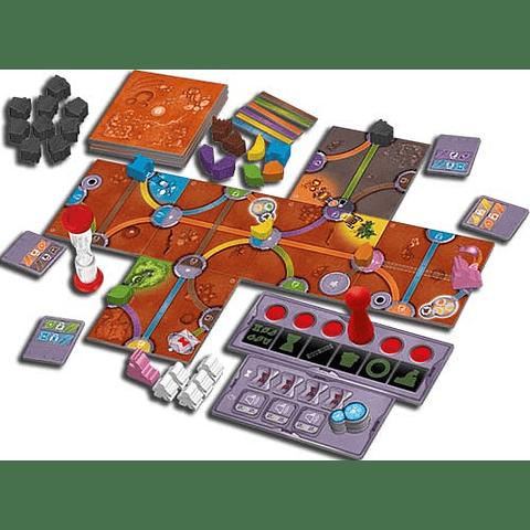 Magic Maze en Marte - Español