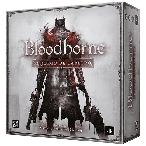 Bloodborne: El Juego de Tablero - Español