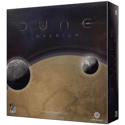 Preventa - Dune Imperium - Español
