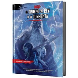 Preventa - Dungeons & Dragons: El Trueno del Rey de la Tormenta - Español