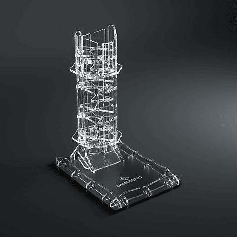 Preventa - Crystal Twister Premium Dice Tower