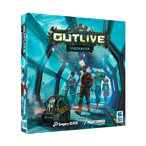 Outlive: Expansión Underwater - Español