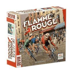 Flamme Rouge - Español