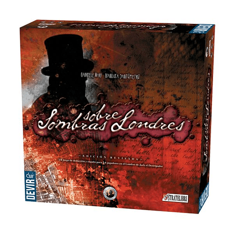 Sombras sobre Londres (Edición Revisada) - Español