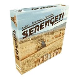 Serengueti - Juego de Mesa - Español