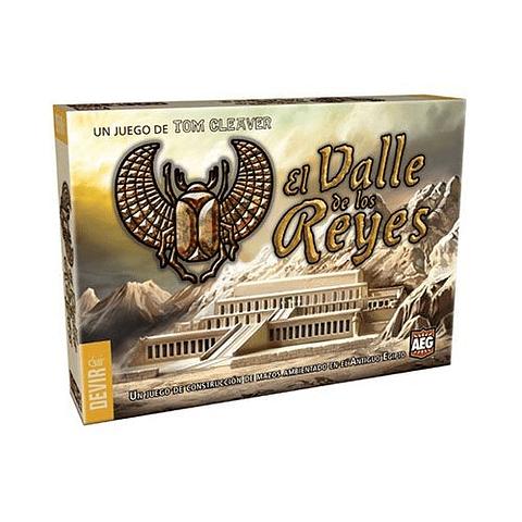 El Valle De Los Reyes - Juego de Mesa