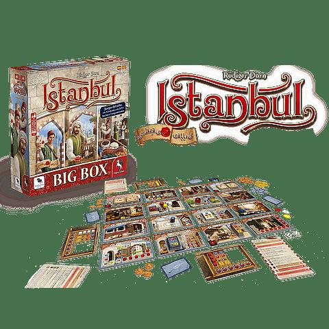 Istanbul Big Box - Español