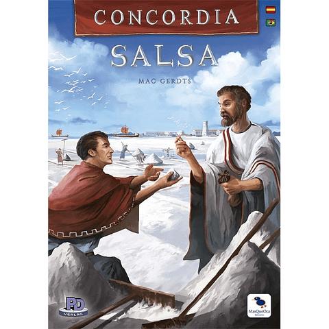Concordia Expansion Salsa - Español