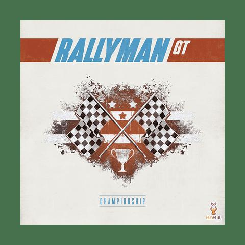 Rallyman GT - Expansión Championship - Inglés