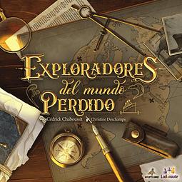 Preventa - Exploradores del Mundo Perdido- Español