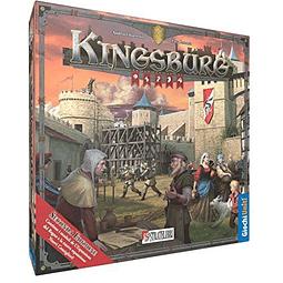 Preventa - Kingsburg 2da Edición - Español