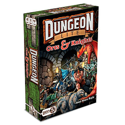 Preventa - Dungeon Lite: Orcs and Knights - Español