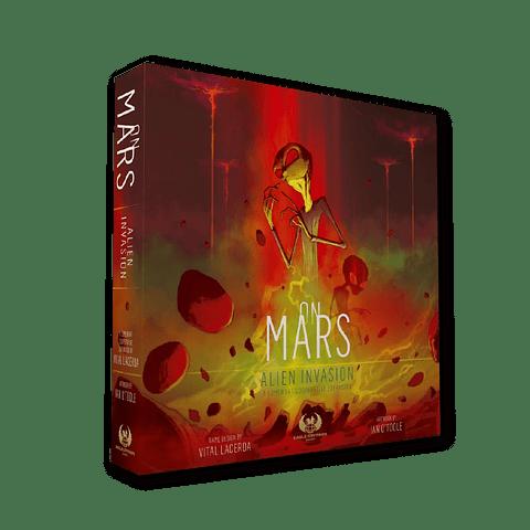 Preventa - On Mars: Expansión Invasión Alien - Español