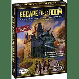Preventa - Escape the Room - Misterio en la Mansión del Observatorio - Español