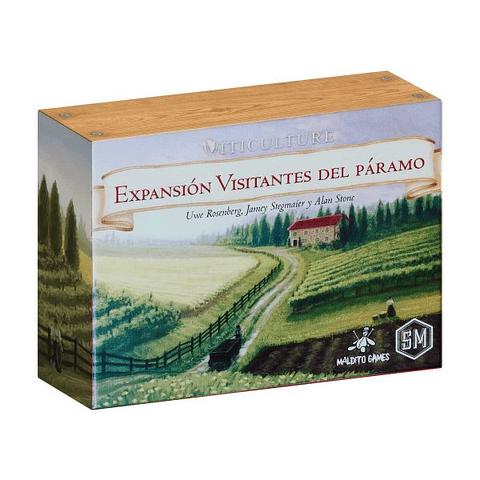 Viticulture: Visitantes del Páramo - Expansión