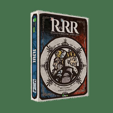 RRR - Juego de Mesa - Español