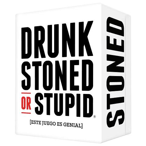 Drunk, Stoned or Stupid - Español
