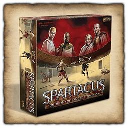 Preventa - Spartacus - Español