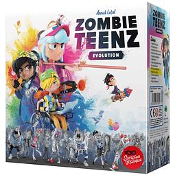 Preventa - Zombie Teenz Evolution - Español